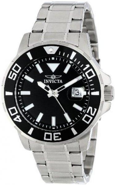 Invicta Herren-Armbanduhr XL Invicta Pro Diver Silber 15178 bei Amzon.co.uk: 48,38 € (ggfs 39,99 €). (Amazon.de = 249 €)