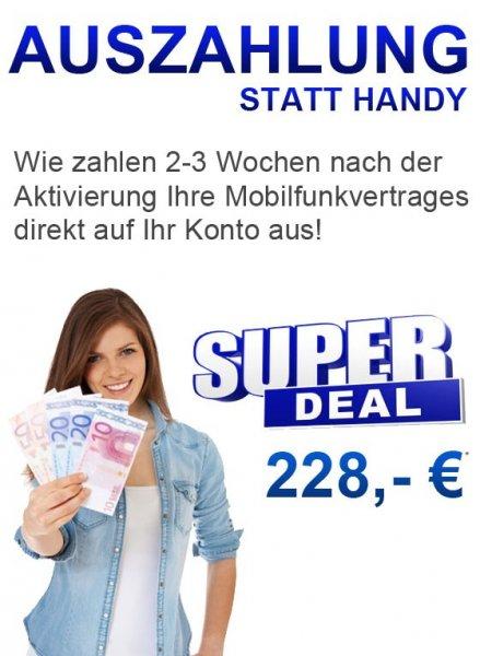 MD O2 Blue All In S - Allnetflat - SMS Flat - Internet - AG 0 nur 8,49 € monatlich