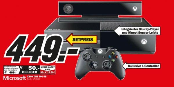 [Lokal] Xbox One 500GB @ MediaMarkt Neubrandenburg