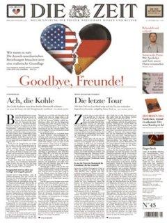 4x Die Zeit (Wochenzeitung) kostenlos