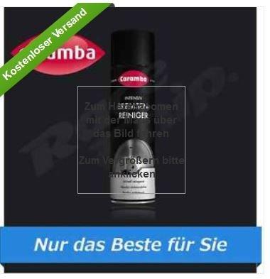 EBAY - Original - Caramba Bremsenreiniger Intensiv Schnellreiniger Entfetter Sprühdose 500ml  - 1,99 € - Versandkostenfrei