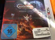 [Lokal] Castlevania: Mirror of fate (3DS) 10 Euro