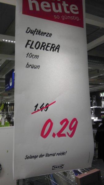 Duftkerze Florea IKEA Dortmund
