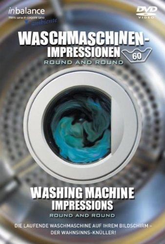 Waschmaschinen-Impressionen (inkl. Versandkosten für Bestellungen bei Amazon unter 20€)