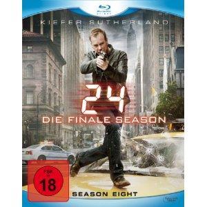 [Lokal : MM Oldenburg] 24 - die finale Season 8 - auf Blu-ray für 25EUR