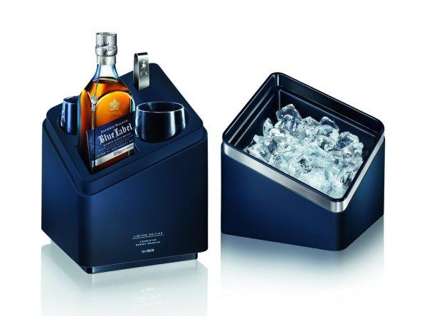 Johnnie Walker Blue Label Porsche Design Box Blended Scotch Whisky