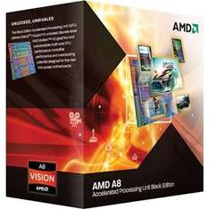 AMD A8 Series A8-3870K 4x 3.00GHz So.FM1 BOX