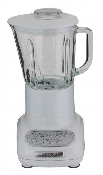 KitchenAid 5KSB5553EWH Artisan Standmixer inkl. Küchenmixbehälter für 166,84€ @comtech.de