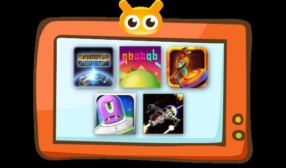 Final Frontier Android Bundle - 5 Games für 1.30€ (Planets Defense, QbQbQb, Shufflepuck Cantina GOLD, Smashing Planets, Xelorians)