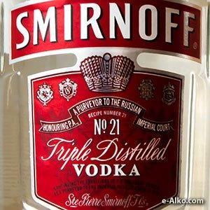SMIRNOFF Vodka Red Lable 1,5-Liter-Flasche für 15,99€ bei Penny