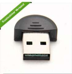 EBAY.de  Mini Bluetooth USB 2.0  Adapter - 1,00 € - Versandkostenfrei