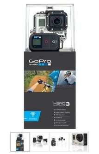 GoPro Hero3 Black Edition wie neu ebay