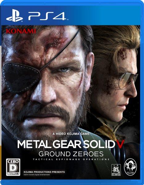 Metal Gear Solid: Ground Zeroes (PS4/Xbox One) für 35€