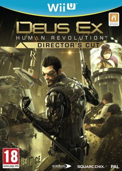 [Wii U] DEUS EX: Human Revolution für 15€, Splinter Cell: Blacklist für 18,25€ und Rayman Legends für 17,35€ inkl. Versand