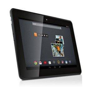 Gigaset QV830 black - 8 Zoll (768 x 1024)Tab - Android 4.2.2 - 8GB erweiterbar