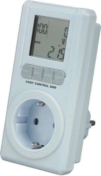 Energiekostenmessgerät Cost Control 3000 9,99 € bei digitalo