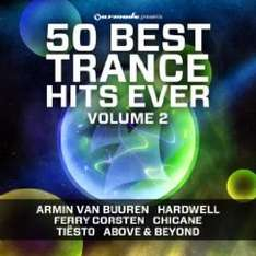 Amazon MP3 Sampler  -   50 Best Trance Hits Ever, Vol. 2 Nur 3,99 € u.a