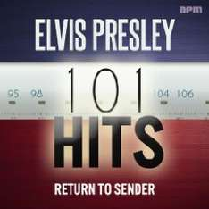 Amazon MP3 Album - Elvis Presley: 101 Hits - Return to Sender Nur 3,99 €