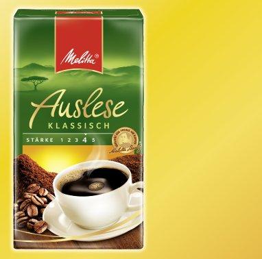 Penny bundesweit: MELITTA Kaffee für 3,29€