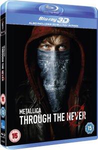 [Blu-ray/3D] Metallica: Through The Never 3D @ Zavvi