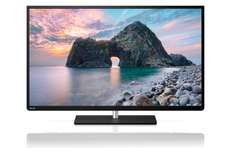 Toshiba 32L4363DG 80 cm (32 Zoll) LED-Backlight-TV, EEK A+ (Full HD, 100Hz AMR, DVB-T/C/S, CI+, Smart TV) schwarz @ Amazon 299€