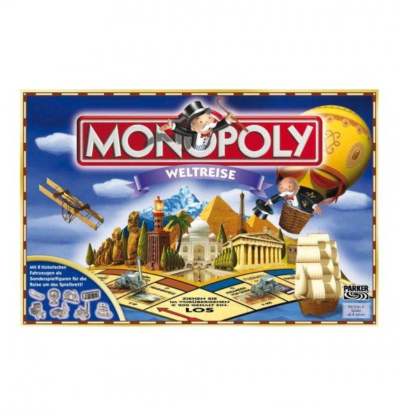 Hasbro Spiel Monopoly Weltreise für 19,99€ @Galeria Kauhfhof