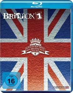 [Amazon.de] BritBox - Vol. 1 (3 Blu-Ray-Discs) für 7,97 € (Bestpreis)