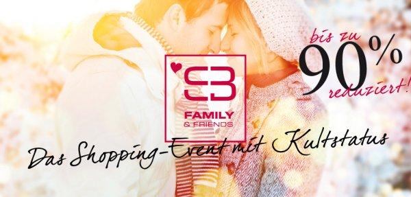 [Lokal/München] Schustermann & Borenstein Family and Friends (Einlass ohne Mitgliedskarte), Marken- und Designer-Sale mit bis zu 90% Rabatt