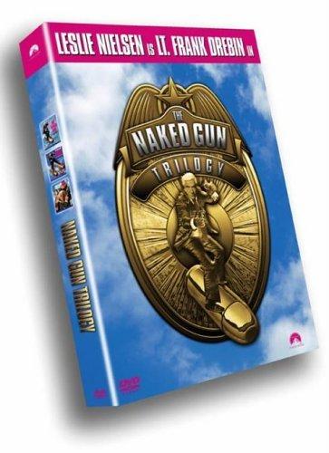 Die nackte Kanone 1-3 (DVD) Trilogie mit dt. Tonspur [used - very good]