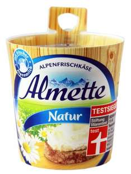 Coupies 0,50€ auf bis zu 3 Packungen Almette Frischkäse zurück (App)