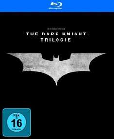 Batman - The Dark Knight Trilogy [Blu-ray] für 21,97€ @ Amazon.de