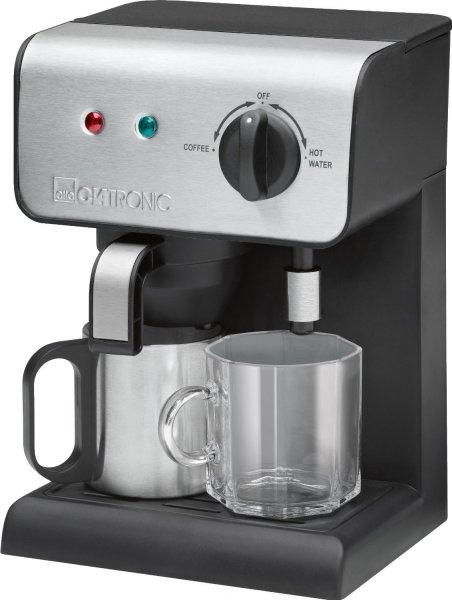 [Saturn.de] Clatronic KA 3459 T / Kleiner Kaffee - Tee Automat (300 ml) für 11,84€ incl. Versand