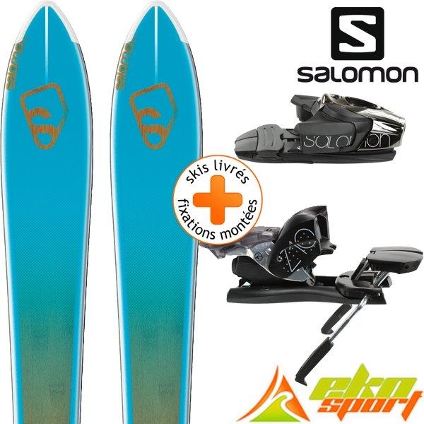 Allmountain Ski - Salomon BBR 8.9 für 299,90€ respektive 316,91€