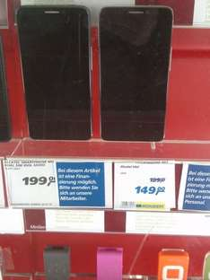(lokal Göttingen) Alcatel One Touch Idol 6030 D