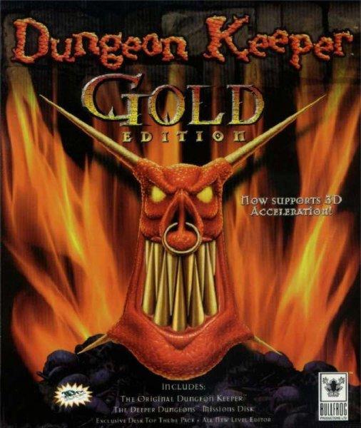 [GOG] Dungeon Keeper Gold™ (mit Deeper Dungeons expansion) DRM-frei für PC + Mac OHNE IN-APP-PURCHASE MÜLL!
