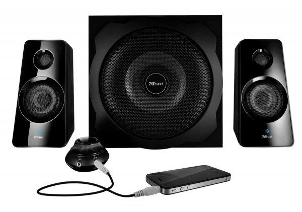 Trust Tytan 2.1 Bluetooth® PC-Lautsprechersystem für 70€ @Redcoon