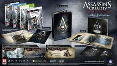 GamesOnly: Assassin's Creed IV – Black Flag – The Skull Edition (PlayStation 3) für 29,99€