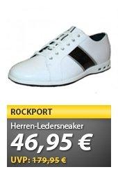 Rockport Torsion System by Adidas Jepson APM2785Y Leder Sneaker