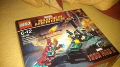 [PRIME] Lego Marvel Super Heroes 76008 - Iron Man vs. The Mandarin