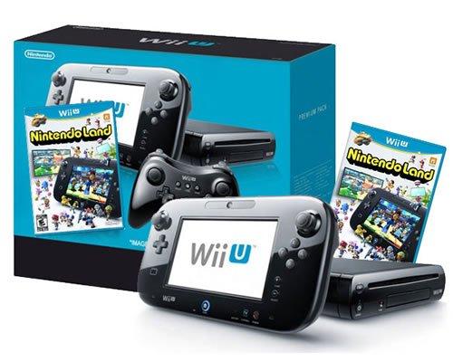 [Österreich][Lokal]Penny ab dem 06.02.2014: Nintendo Wii U Premium 32 GB  inkl. Nintendo Land für 199€