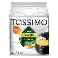 Coupies (App) erhalte 3,00€ beim kauf von bis zu 4 Packungen TASSIMO T DISC zurück