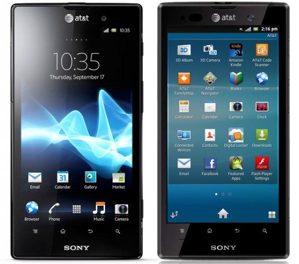 Sony Xperia ion mit HSPA+ 16 GB für nur 149 € refurbished wie neu