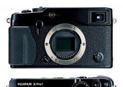 Fuji X-Pro 1 Gehäuse schwarz für 899€ @DF