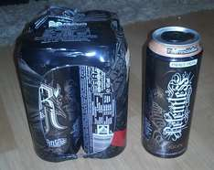 [LOKAL/GE] 4er Pack Relentless Energy Drink (Origin,Berry Juiced,Ohne Zucker)