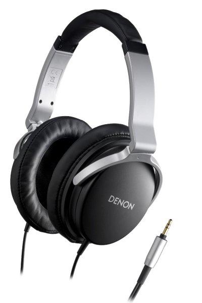 Denon AH-D 1100 Hifi-Kopfhörer schwarz