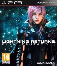 Lightning Returns: Final Fantasy XIII [PS3] für 32,30€ inkl. Versand