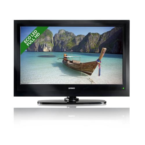 EUR 159,76 anstatt EUR 291,60 WHD(mal wieder) und nur 1*: Difrnce LED TV 2453 60,9 cm (24 Zoll) 16:9 Full-HD LED-Fernseher schwarz