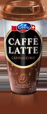 [LIDL] 3x EMMI Caffè Latte Cappuccino oder Macchiato 1,99€ statt 3,87€ (ab DO)