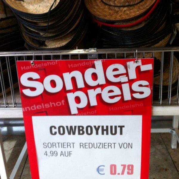 CowBoy Hütte Karneval(Köln)