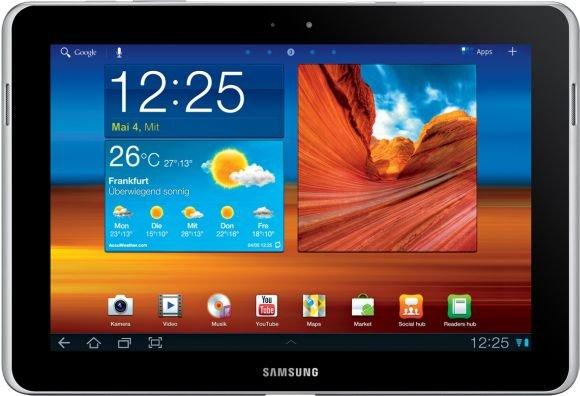 Galaxy Tab 3 10.1 Wifi 16GB für 204,89€ bei 0%-Finanz. @ NBB
